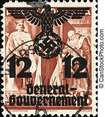 20, aniversario, independencia, -, rey, W?adys?aw, II,...