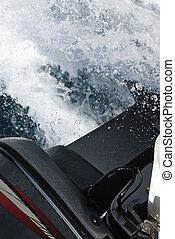 Stroke Outboard Motor