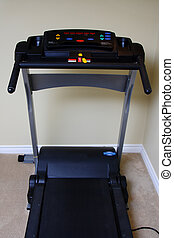 fitness equipment treadmill for running training