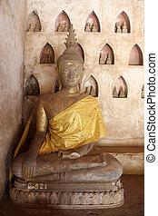 Buddha in Wat Sisaket