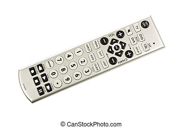 Universal remote - Single infrared universal remote control...