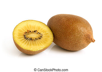 Gold kiwi fruit