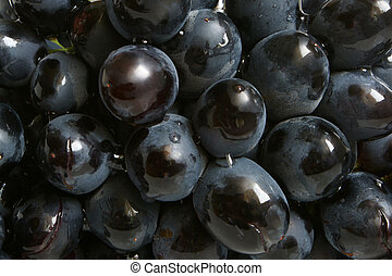 Bunch of grapes, for backgrounds or textures