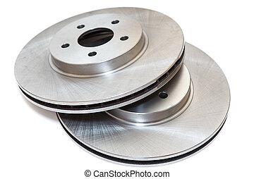 New brake discs