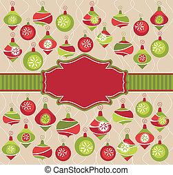 christmas lovely frame