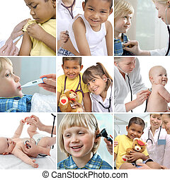 childrens healthcare - Various childrens healthcare related...