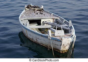 Rowboat - Old rowboat