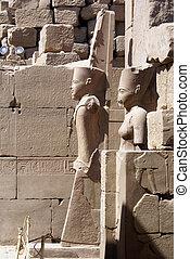 Faraoner, två