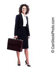 Accountant business woman.