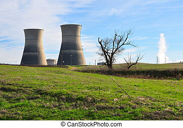 Rancho Seco nuclear power plant