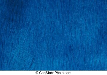 pelt texture - blue pelt which can be used as background...