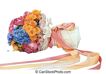 flowers bouquet - beautiful and colorful flower bouquet...