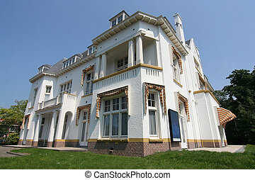 The Hague Villa - White villa in The Hague, Netherlands