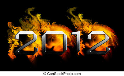 2012 year of the apocalypse background