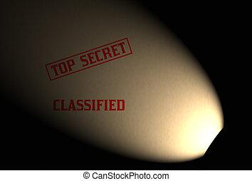 Top Secret - Top secret files