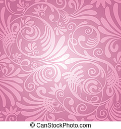 seamless floral background - excellent seamless floral...