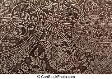 皮革, 植物, 背景
