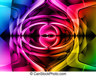 perfect digital curves background - similar images available