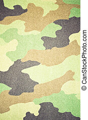 Army woodland -military camouflage fabric
