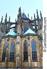St. Vitus Cathedral , Prague, Czech Republic - St. Vitus...