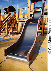 Child play park - Colorful playground for childrens