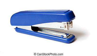 Stapler - Blue office stapler