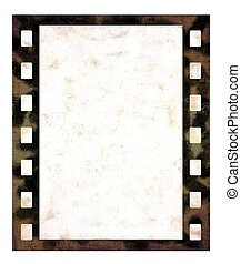 Single film frame