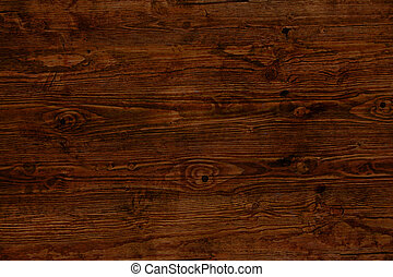 wooden texture background - old brown wooden surface...