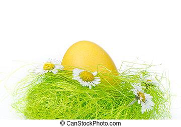 復活節, 巢, 蛋