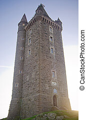 Magical Scrabo Tower in Northern Ireland