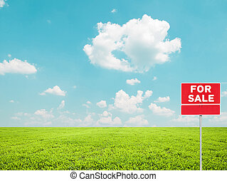 Real estate conceptual image