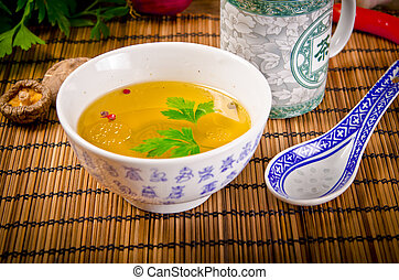 Chinese broth