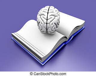 Brain Book - Psycologic / Psychiatric / Neurologic...