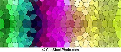 Spectrum mosaic