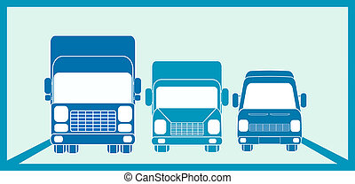 sign cargo freight