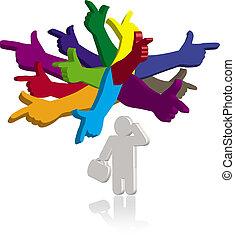 Człowiek, Myślenie, kolor, siła robocza, Spoinowanie,...