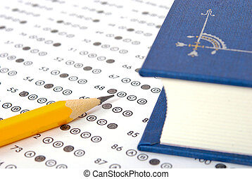 Test score sheet with answers - School and Education Test...