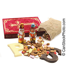 Dutch Sinterklaas sweets - Dutch 'sinterklaas' items and...