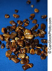 Tiger eye stone - Lucky stones The tiger eye stone is a semi...