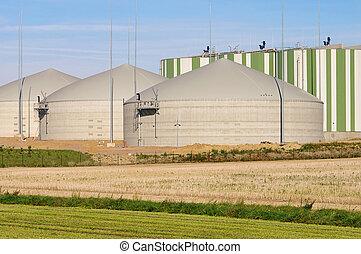 biogas plant 80