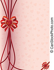 valentine background - valentine vectorbackground with heart...