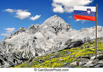 Mount Triglav - Slovenia, Europe - beautiful views of Mount...