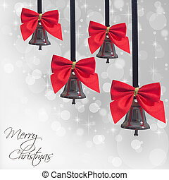 Seasonal holidays greeting card