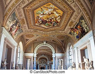 Museums of Vatican , gallery