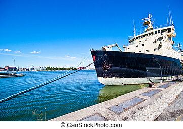 Icebreaker of Helsinki - fleet of icebreaker of Helsinki in...