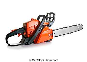 chainsaw - professional petrol chain saw