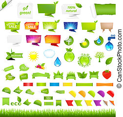 Eco Collection Design Elements