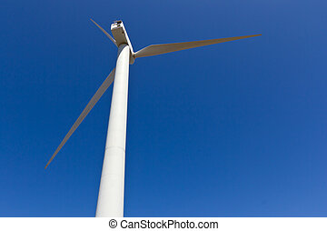lanzarote, windturbine - canary islands, lanzarote, parque...