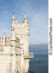 Swallow's Nest, Crimea, Ukraine - Swallow's Nest Castle...