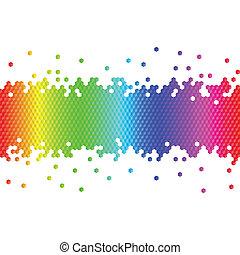mosaic - colorful mosaic